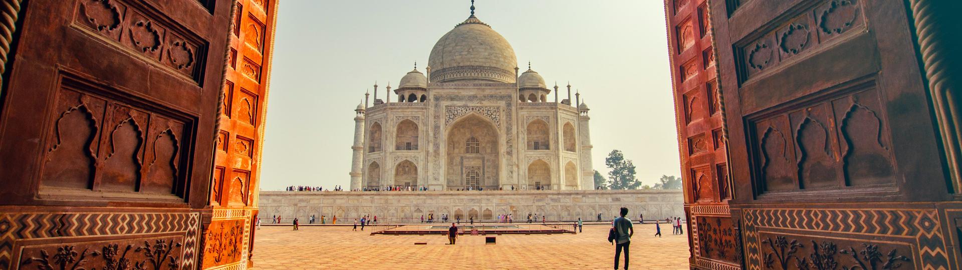 Namaste India   Topdeck Travel
