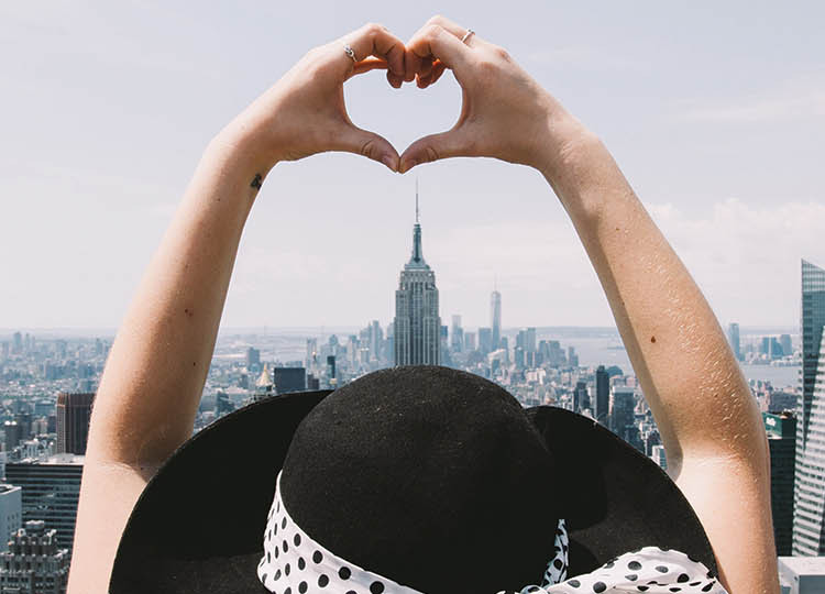 I Love NYC | Topdeck Travel