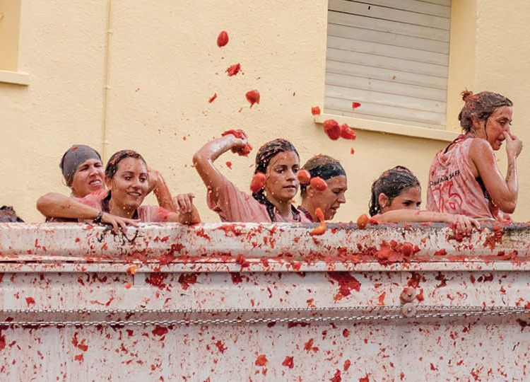 La Tomatina | Topdeck Travel