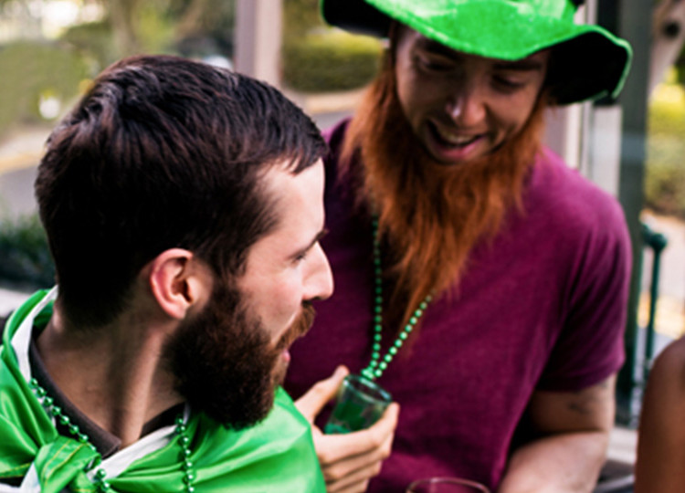 St Patrick's Day | Topdeck Travel
