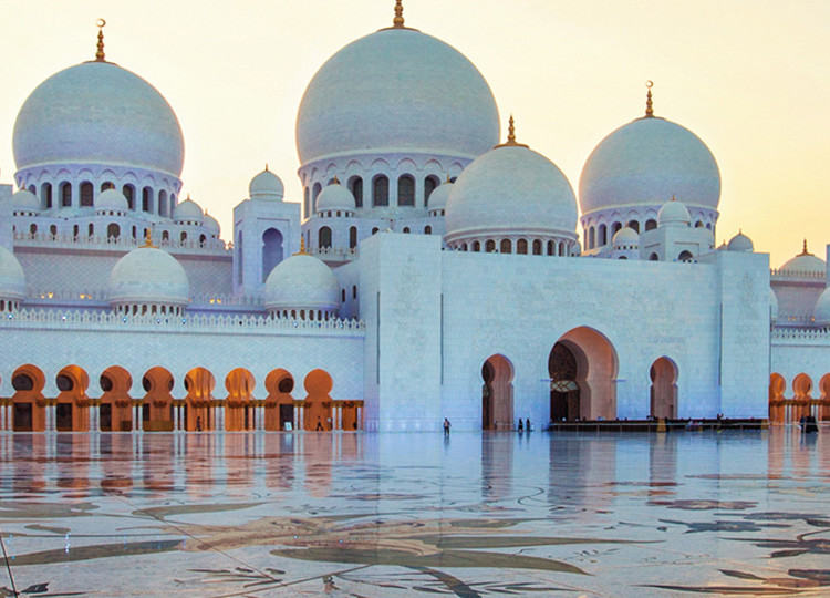 Abu Dhabi Stopover 4 Day | Topdeck Travel