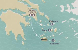 Greek Island Hopper