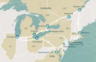 USA & Canada Adventure